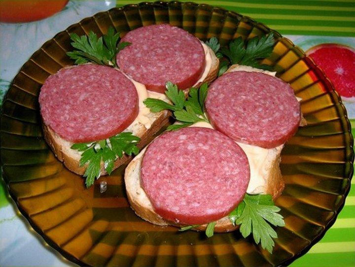 Как сделать бутерброды рецепт с фото